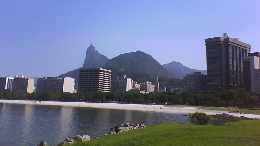 Flamengo's Park; Corcovado