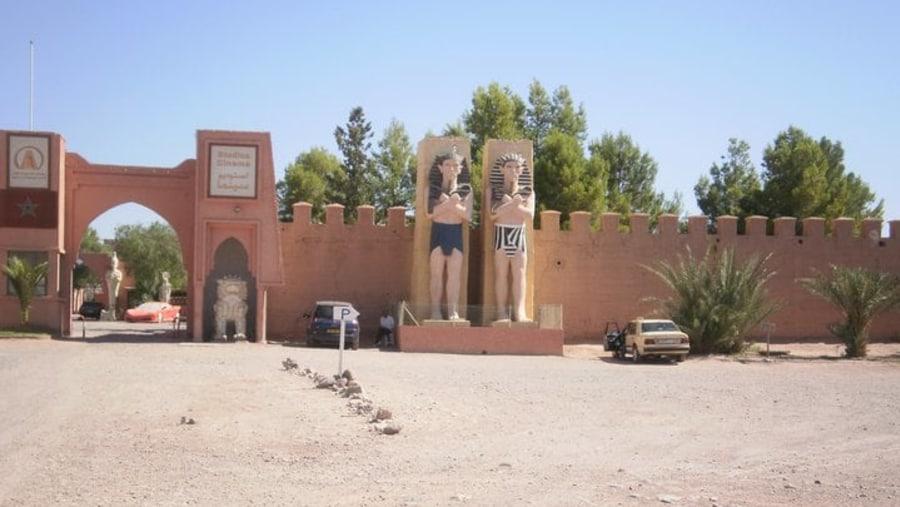 ouarzazate desert tour