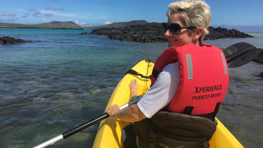 Mari, the Human Gem of the Galapagos