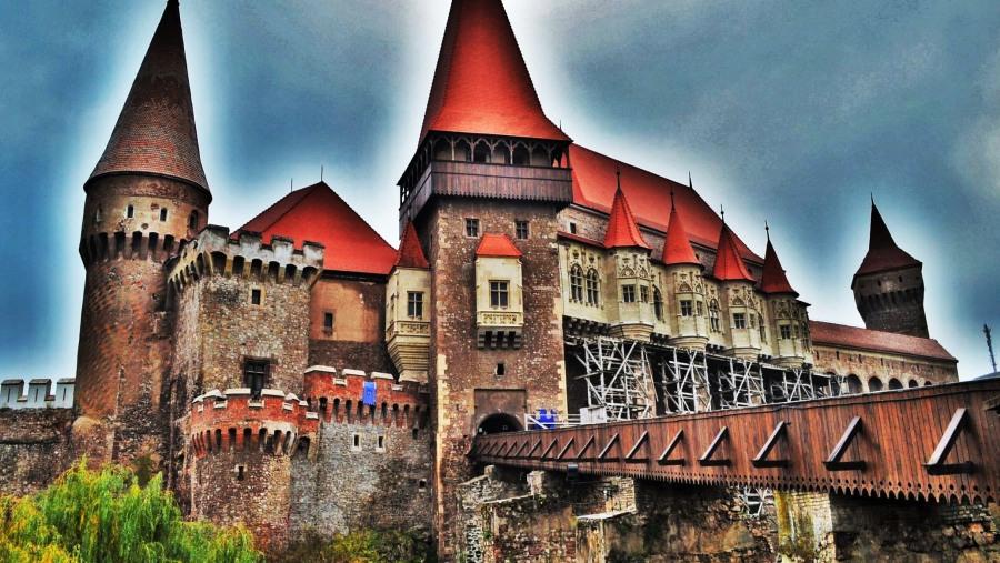 Touring Romania