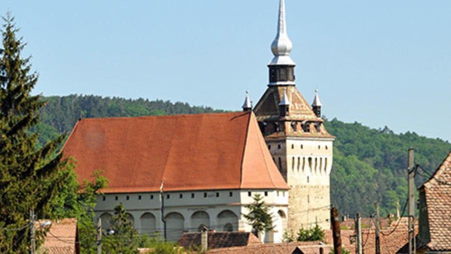 Saschiz Fortified Church - Tours in Brasov