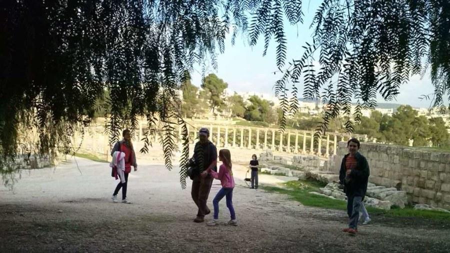 Jarash Roman City