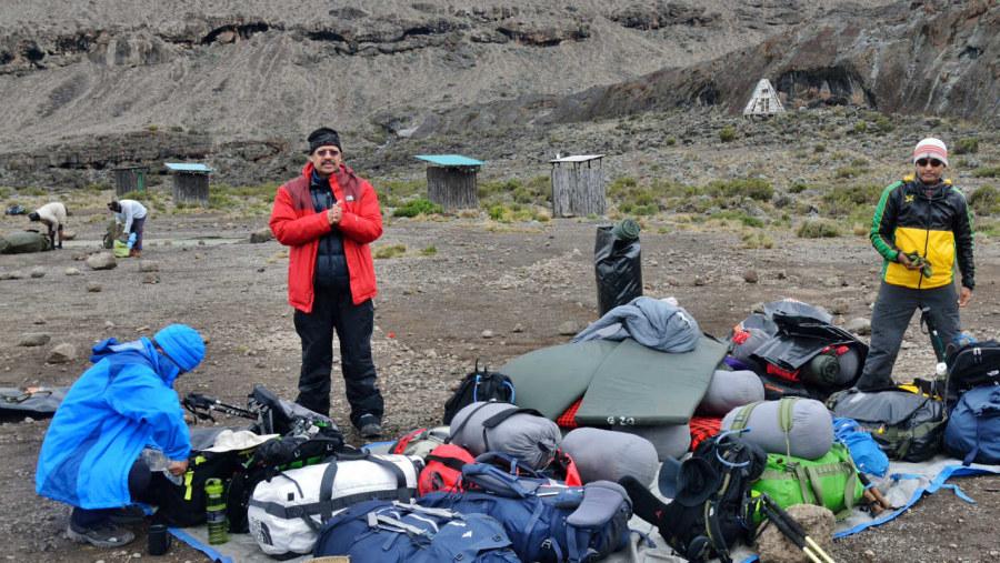 8 Days Kilimanjaro Climb Shira Route