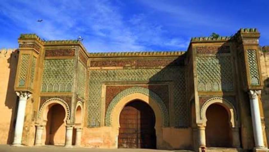Desert tour from Casablanca to Marrakech