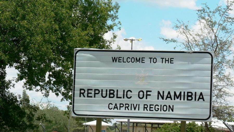 Border Republic of Namibia