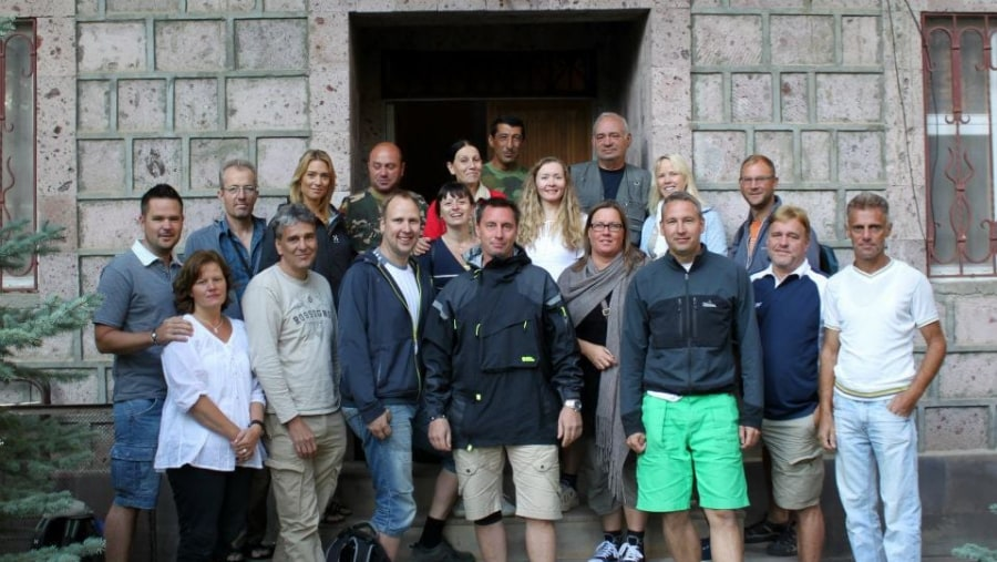 Swedish tourists