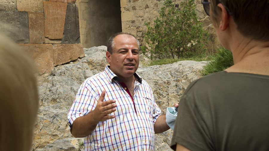 Discovering Armenia with a guide like Robert is unforgettable!