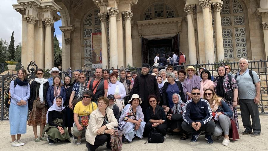 Gethsemane Church of all Nations