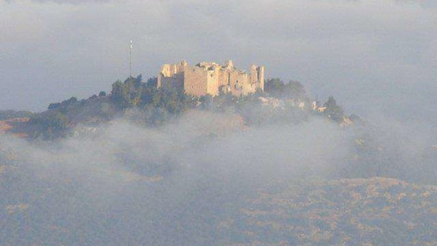 Saladin Castle - ajloun