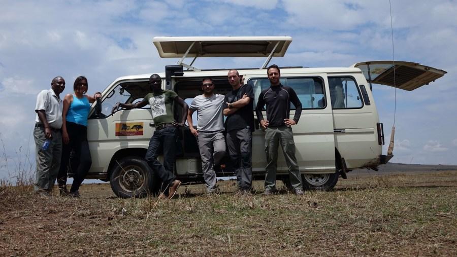East Africa Travel and Tour Masai Mara , Lake Nakuru and Serengeti safari
