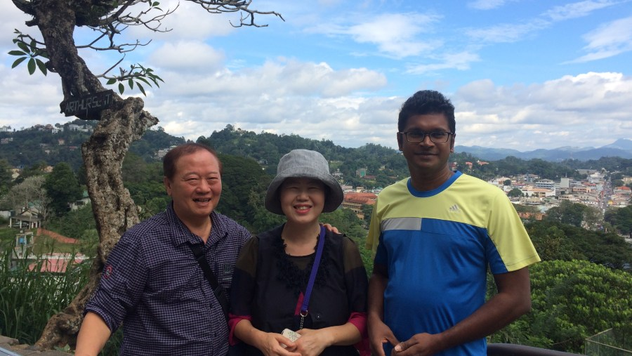 Delightful Trip with Best Guide in the World!
