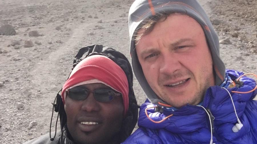 Kilimanjaro marangu 2017