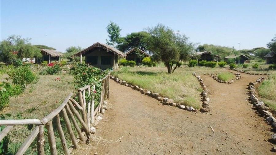 Kimana camp