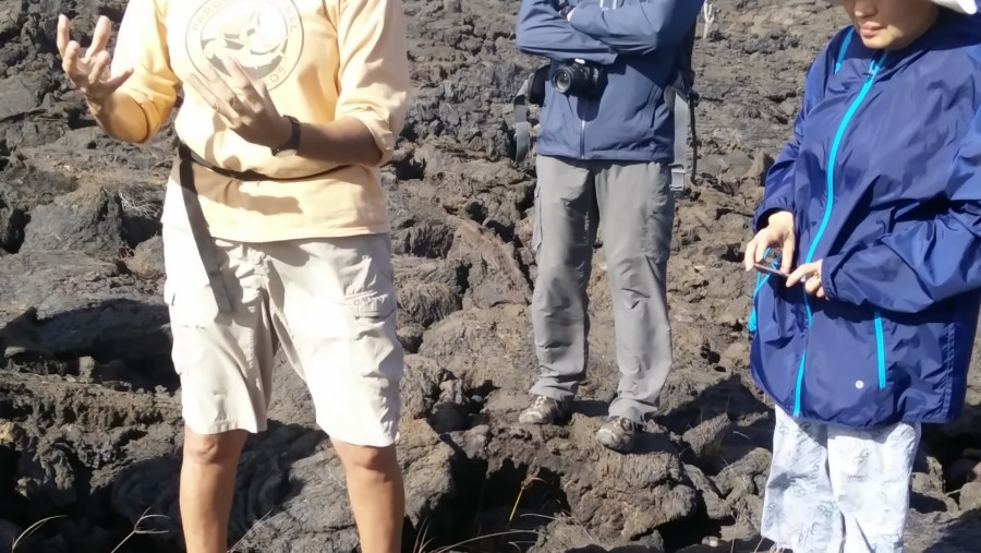 S/S Mary-Anne Galapagos Tour with Mari 12/17/16 - 12/24/16