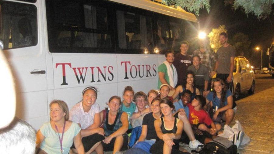Twins Bus