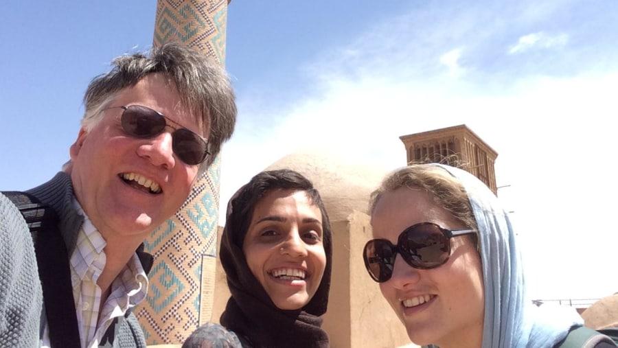 Epic journey to Iran