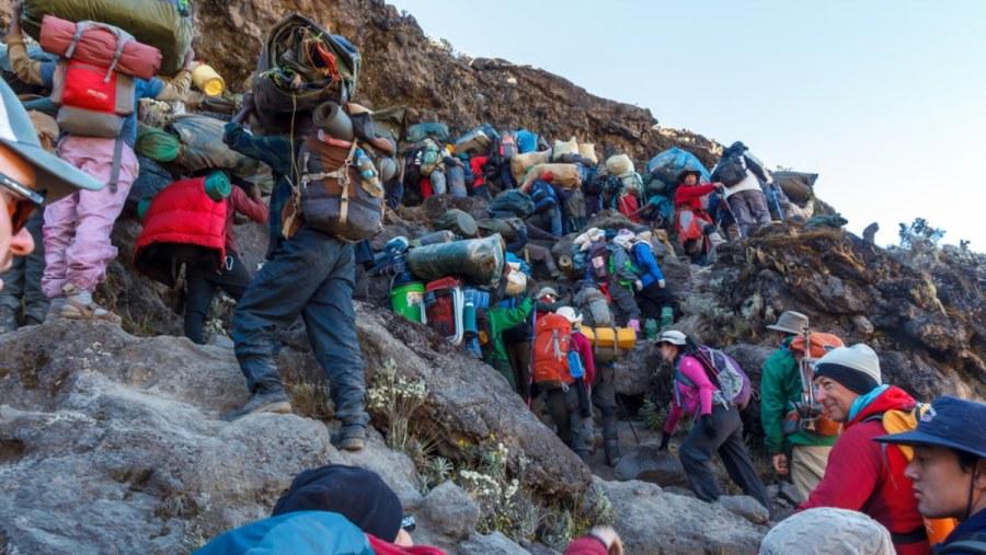 6 Days Kilimanjaro Climb Umbwe Route