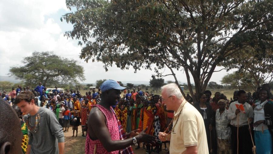 Masai cultural visit and activities