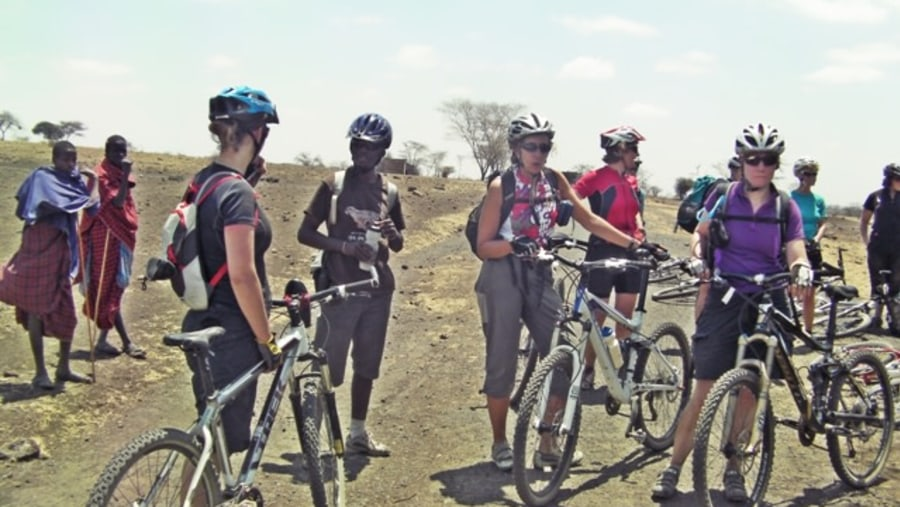 Rift Valley to Lake Natron