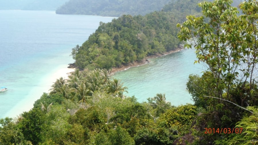 Pamutusan Island