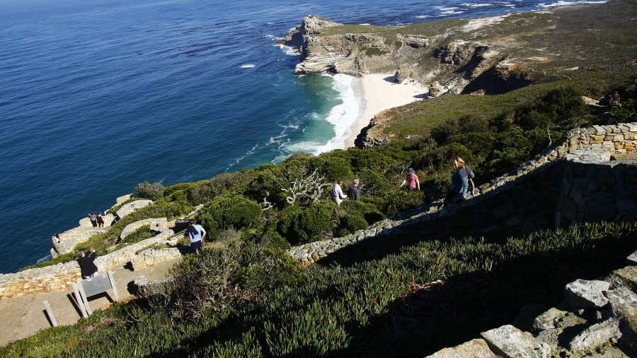 Route to Cape Point