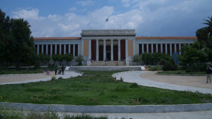 The National Archaeological Museum is the largest and most important museum in all of Greece. It has an exceptional collection of artifacts and artwork from the Neolithic Age to the late Antiquity.