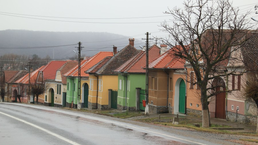 Saschiz - Tours in Brasov