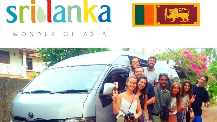 13 days trip through sri lanka