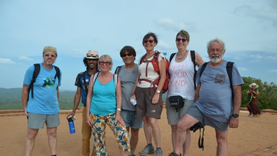 4 Semaines au Sri Lanka