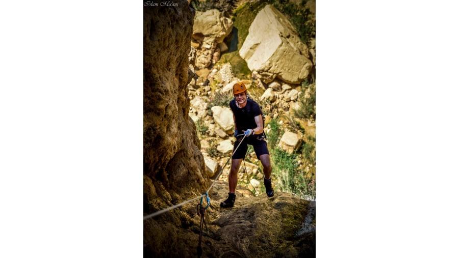 Jordan´s best memory, Petra on 1,5th place!