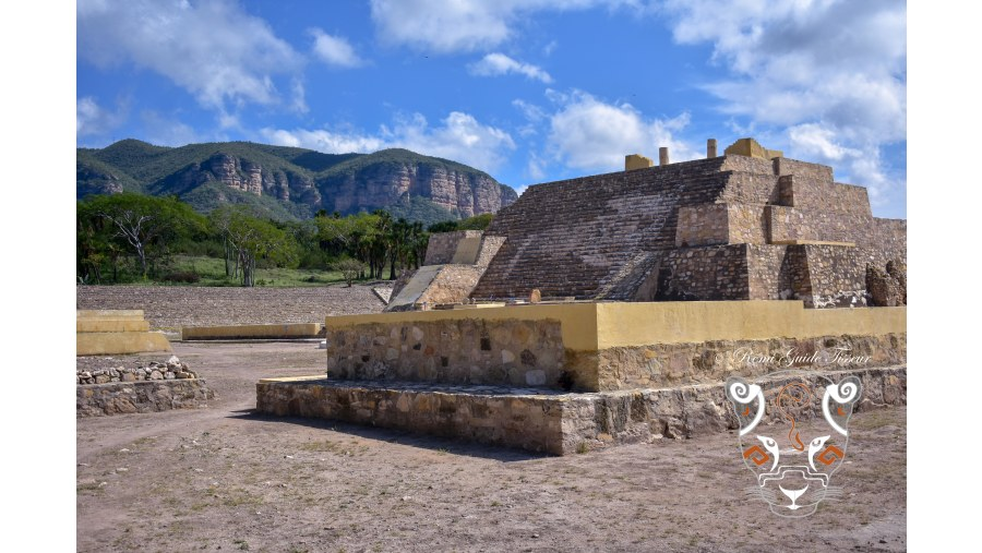 Tehuacán Viejo Archeological Zone