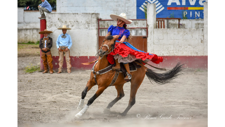 Charrería, the mexican national sport