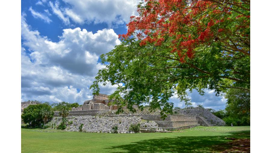 Kabah archeological site
