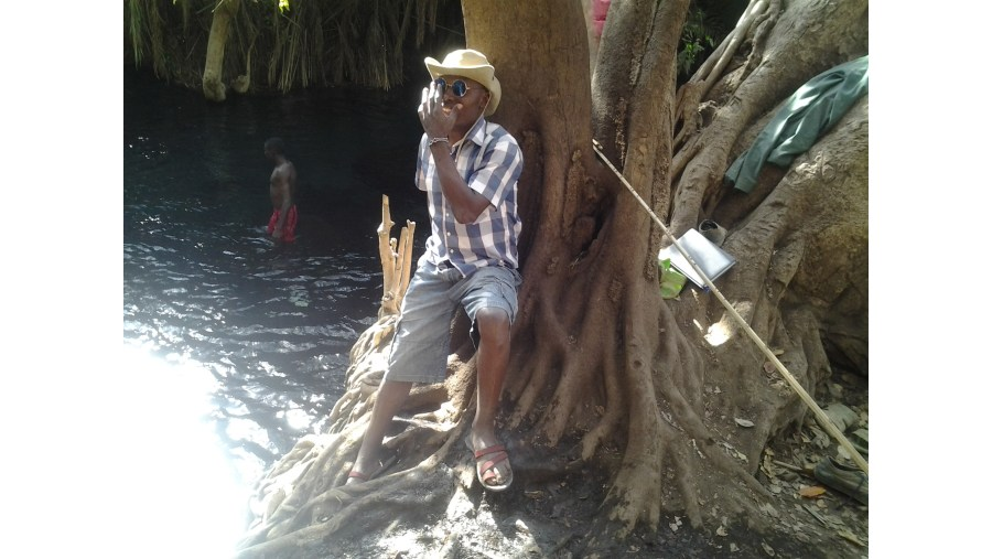 KIKULETWA HOTSPRINGS TANZANIA