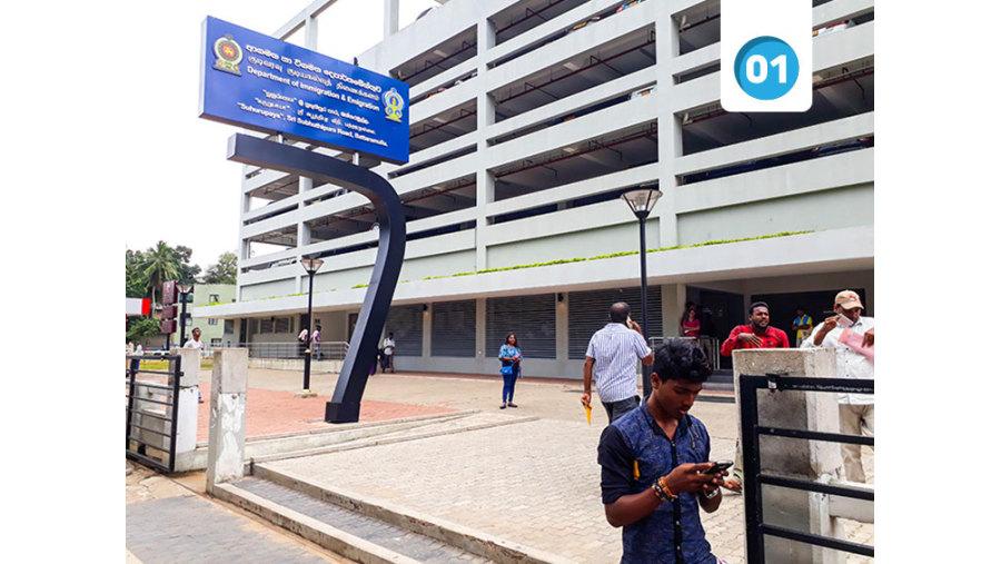 Rustic Guide To Extend Visa In Sri Lanka