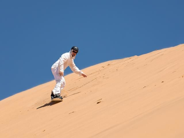Sand Boarding | Travel Curious