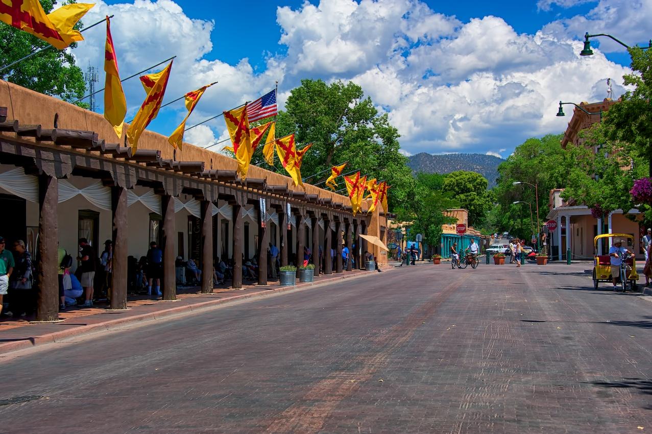 Walking Tours of Historic Downtown Santa Fe