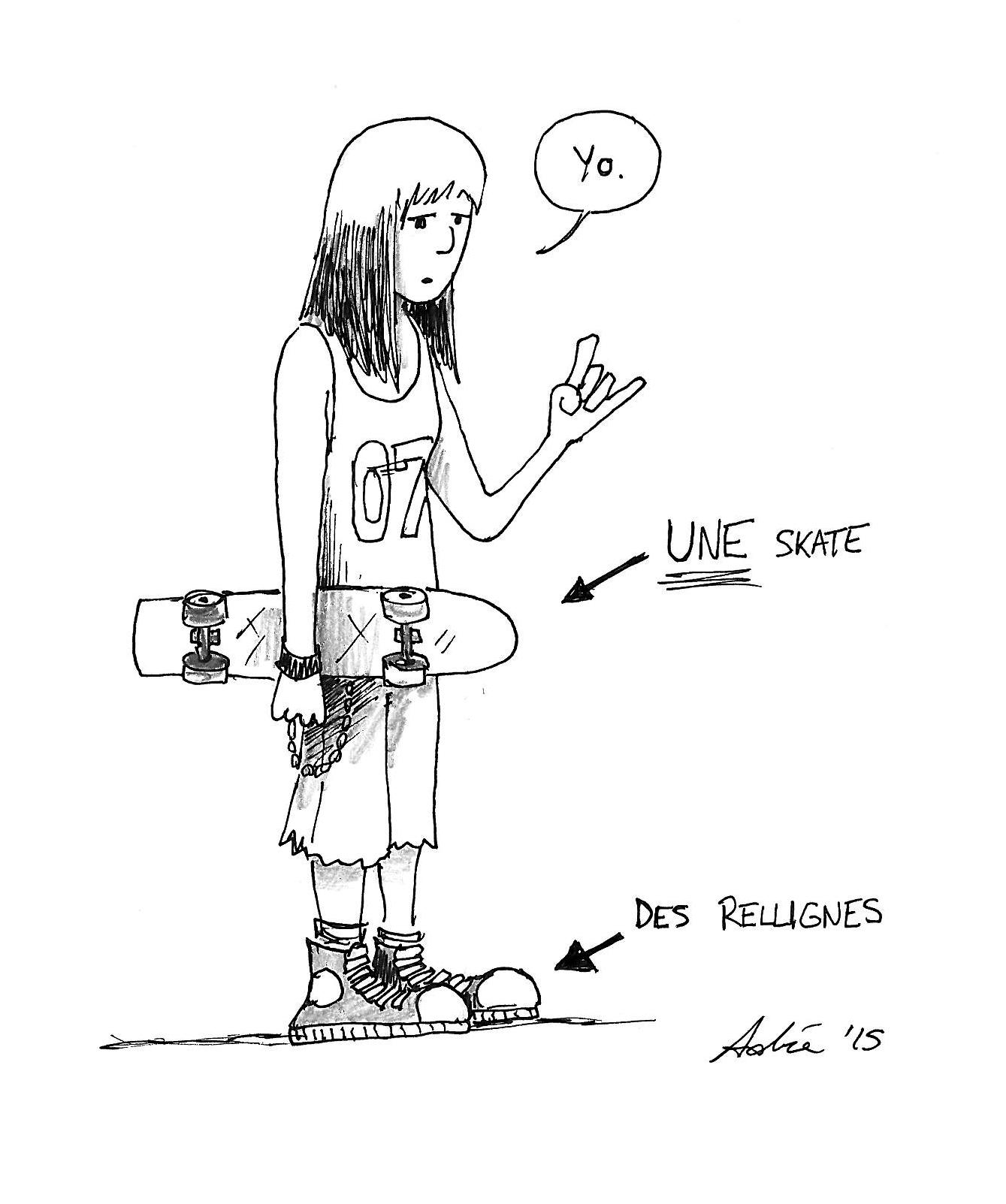 rellignes_une skate