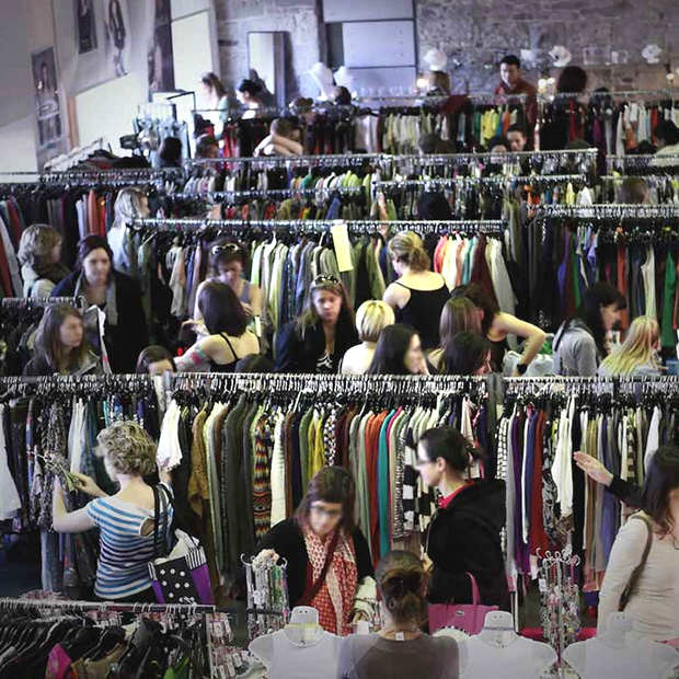 The Big Fashion Sale by Québec Designers