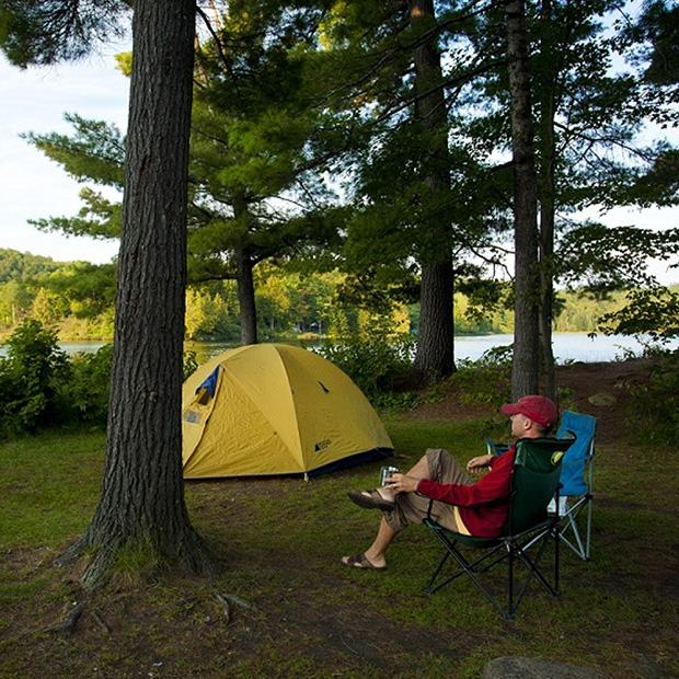 camping parc de la gatineau tourisme outaouais. Black Bedroom Furniture Sets. Home Design Ideas