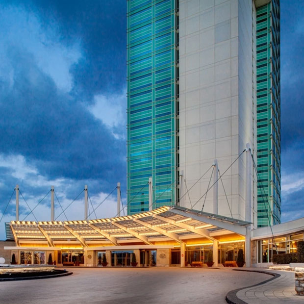Hilton Lac-Leamy - Conventions and Banquets