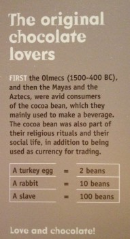 The original chocolate lovers