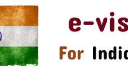 e-Visa Facility is available for nationals of following countries/territories for indians