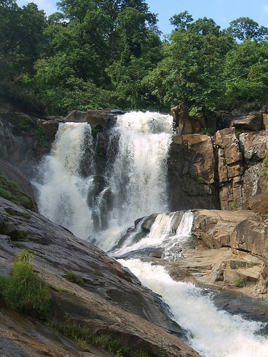 Rajpuri Waterfall second