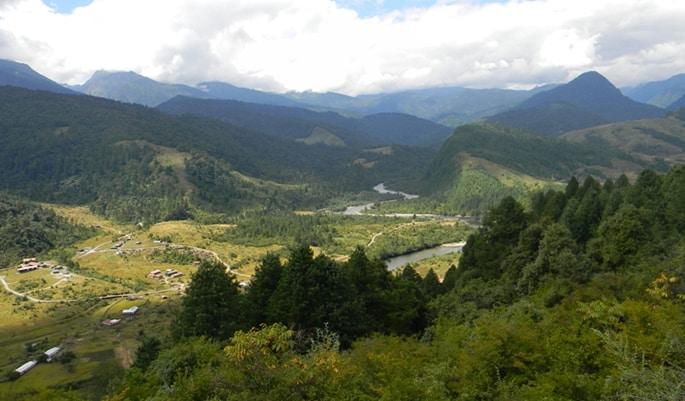 Mechuka-valley