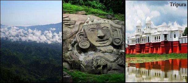 Tripura State Pic