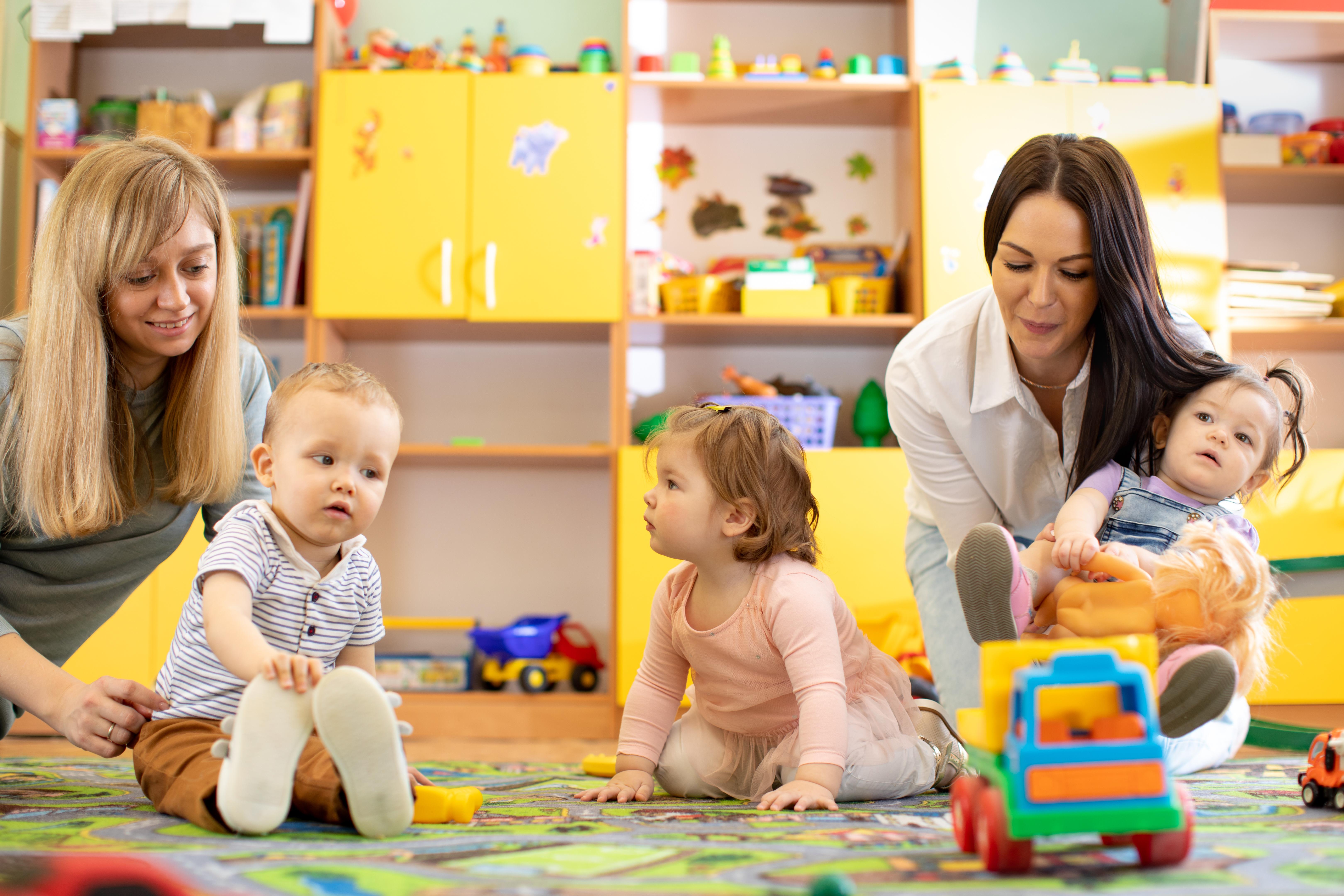 infant classroom