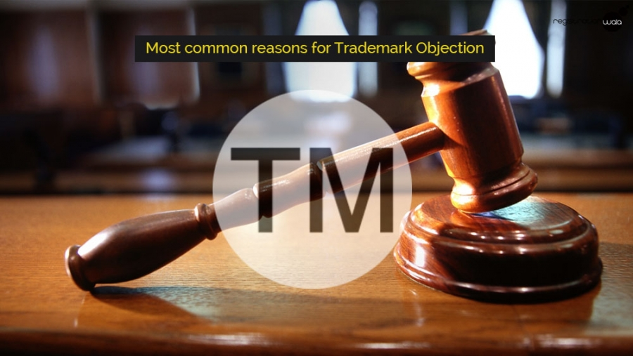 trademark objection india