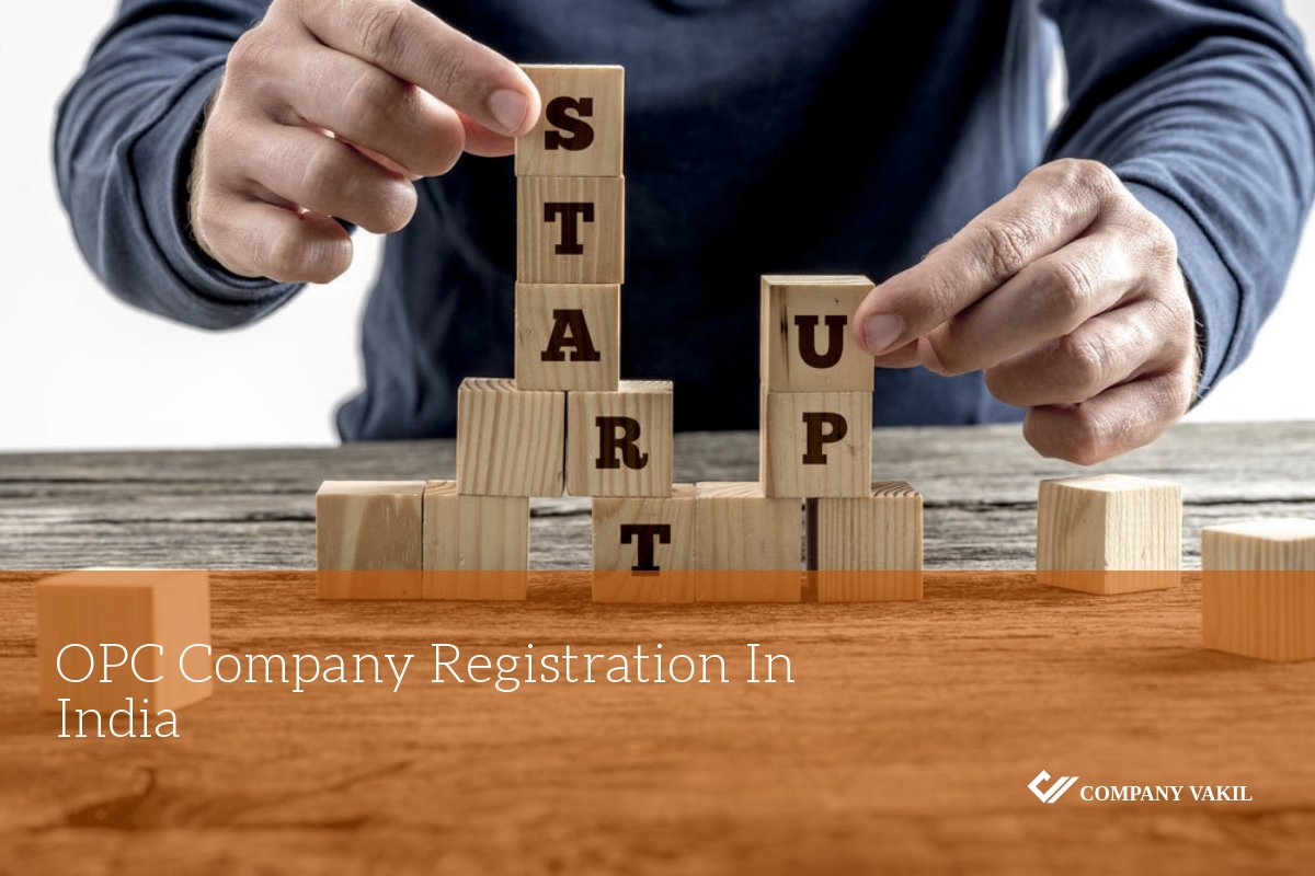 Register One Person Company In India