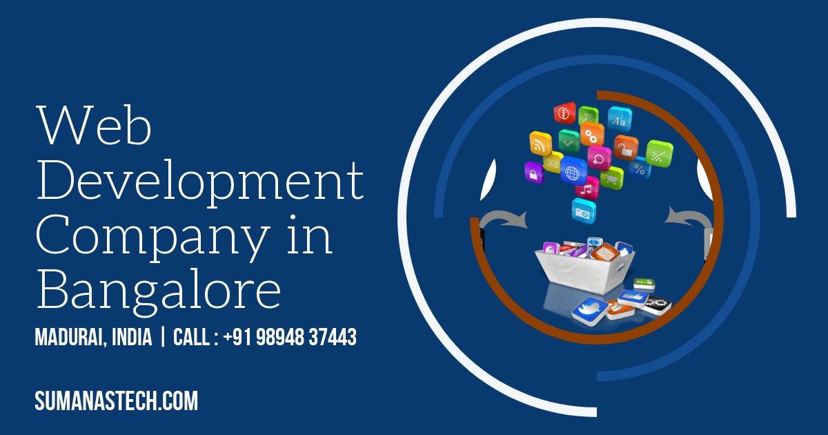 web application development company in bangalore
